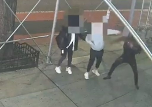 Hammer attacked on Asian woman IN NYC