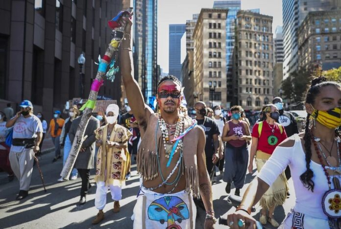 No more Columbus day, US marks 'Indigenous Peoples' Day on Oct'11th first time